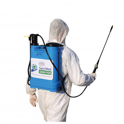 Sani-Med Fogging & Misting Disinfecting Service