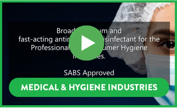 Medical & hygiene industries